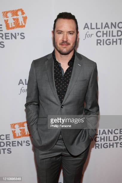 MarkPaul Gosselaar attends The Alliance For Children's Rights 28th Annual Dinner at The Beverly Hilton Hotel on March 05 2020 in Beverly Hills...