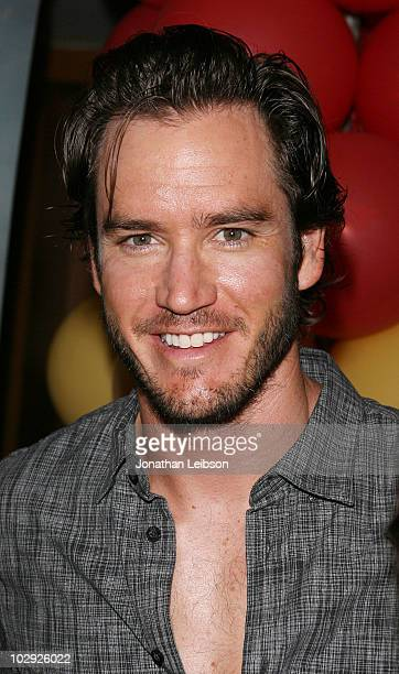 MarkPaul Gosselaar attends the Barnum's FUNundrum presented by Ringling Bros and Barnum Bailey at Staples Center on July 15 2010 in Los Angeles...