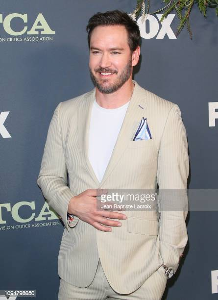 MarkPaul Gosselaar attends the Fox Winter TCA at The Fig House on February 06 2019 in Los Angeles California