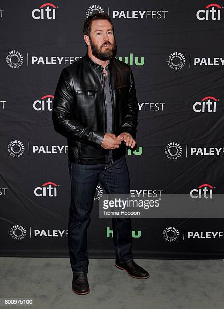 MarkPaul Gosselaar attends The Paley Center for Media's PaleyFest 2016 fall TV preview for FOX at The Paley Center for Media on September 8 2016 in...