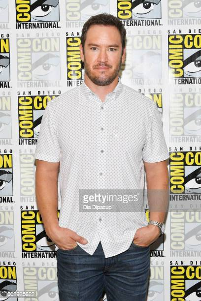 MarkPaul Gosselaar attends 'The Passage' Press Line during ComicCon International 2018 at Hilton Bayfront on July 20 2018 in San Diego California