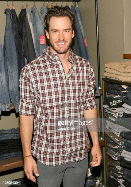 MarkPaul Gosselaar attends the private awards season fittings at the Levi's Los Angeles Showroom on September 9 2010 in West Hollywood California