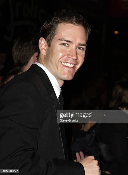 MarkPaul Gosselaar during ABC's 50th Anniversary Celebration at The Pantages Theater in Hollywood California United States