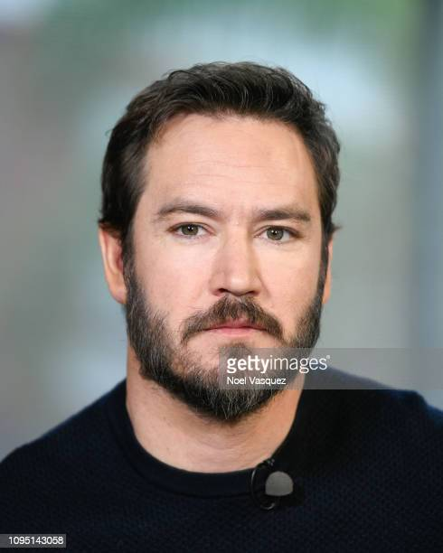 MarkPaul Gosselaar visits Extra at Universal Studios Hollywood on January 16 2019 in Universal City California