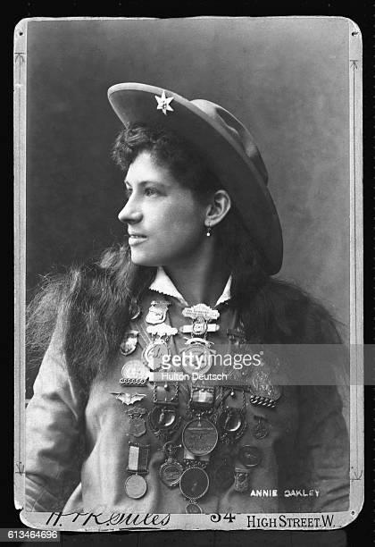 Markswoman Annie Oakley
