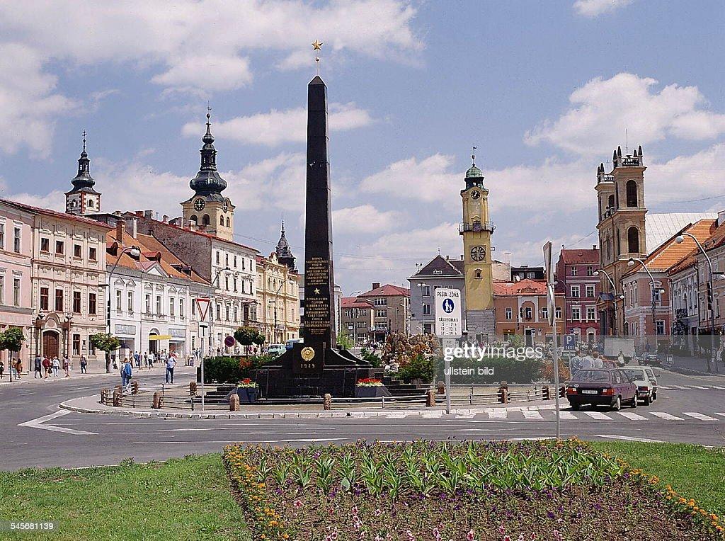 Woman in Banska Bystrica