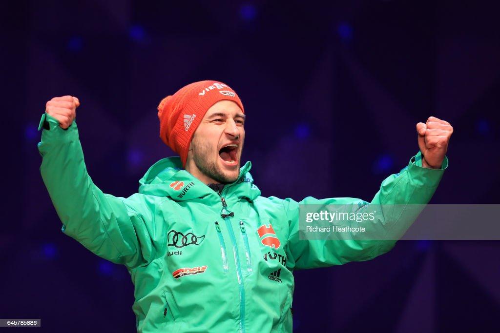 FIS Nordic World Ski Championships - Men's Ski Jumping HS100 : News Photo