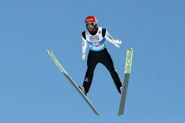 AUT: FIS Nordic World Ski Championships - Ski Jumping Competition Men's HS109