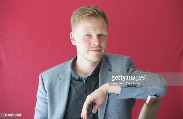Markus Gabriel, German philosopher and writer, Torino, Italy, 17th May 2015.