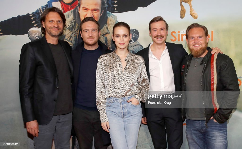 'Simpel' Premiere In Berlin