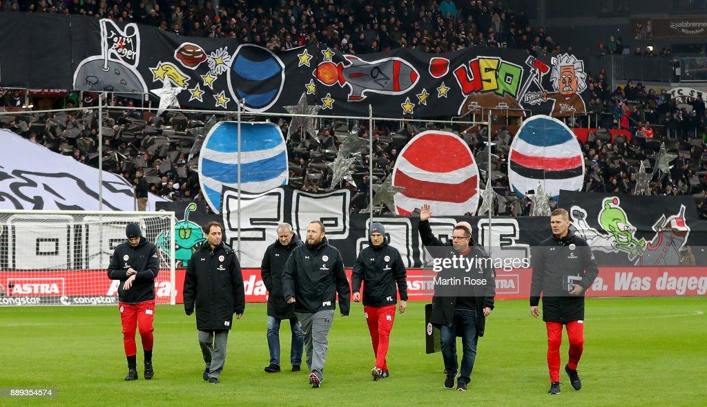 FC St. Pauli v MSV Duisburg - Second Bundesliga : News Photo