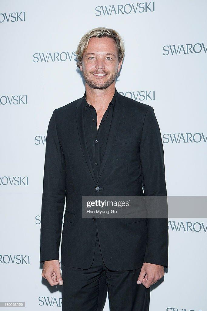 Markus Langes-Swarovski attends 'SWAROVSKI' World Jewelry Facets at The Horim Art Center on September 10, 2013 in Seoul, South Korea.