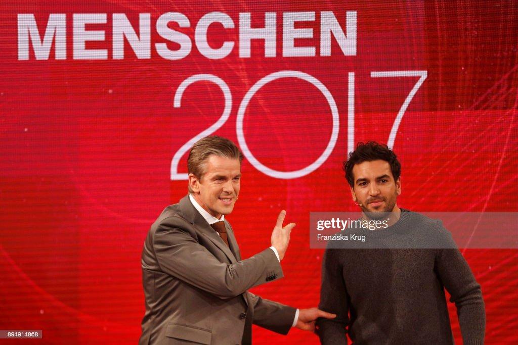 'Menschen 2017' - ZDF Jahresrueckblick