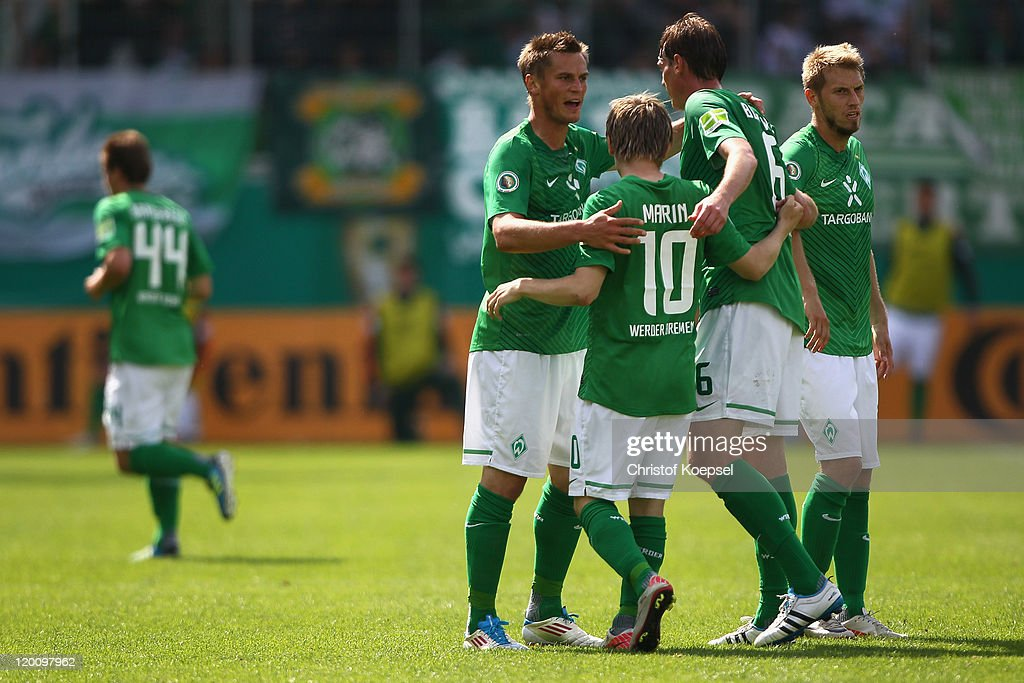Heidenheim v SV Werder Bremen - DFB Cup