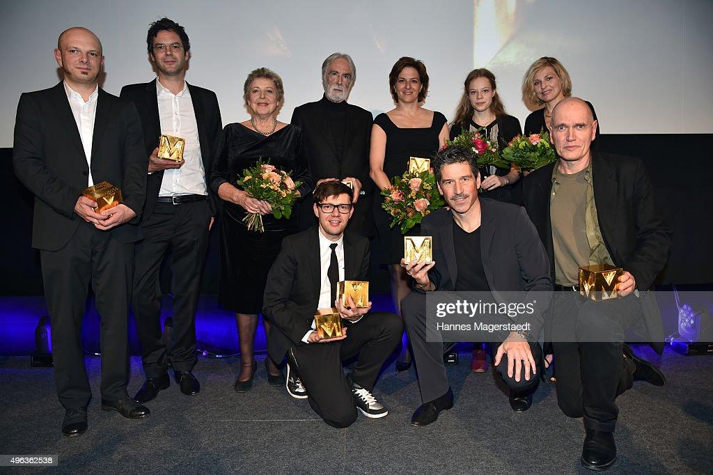 5th German Director Award Metropolis