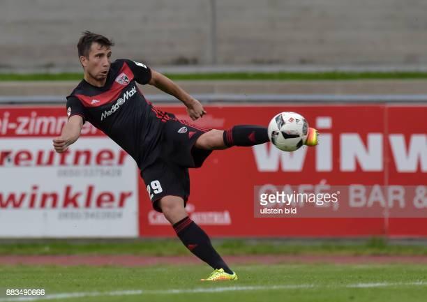Markus Suttner in Aktion waehrend dem Fussball Testspiel FC Ingolstadt 04 gegen FC Turin fuer die Saison 2016/2017 am 2 August 2016 in Schwaz...