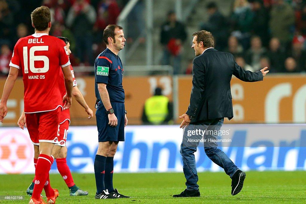 FC Augsburg v 1. FSV Mainz 05 - Bundesliga : News Photo