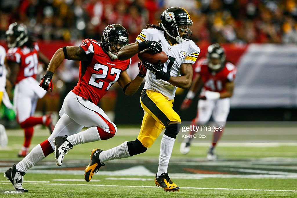 Pittsburgh Steelers v Atlanta Falcons