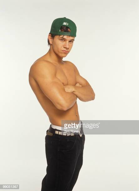 Marky Mark rapper and actor circa 1991