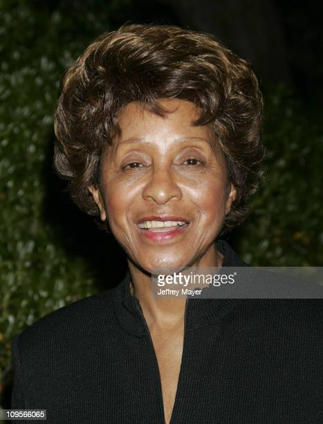 """Marla Gibbs during 2005 Worldwide V-Day Campaign Celebrity Performance of """"The Vagina Monologues"""" at The Wilshire Ebell Theatre in Los Angeles,..."""