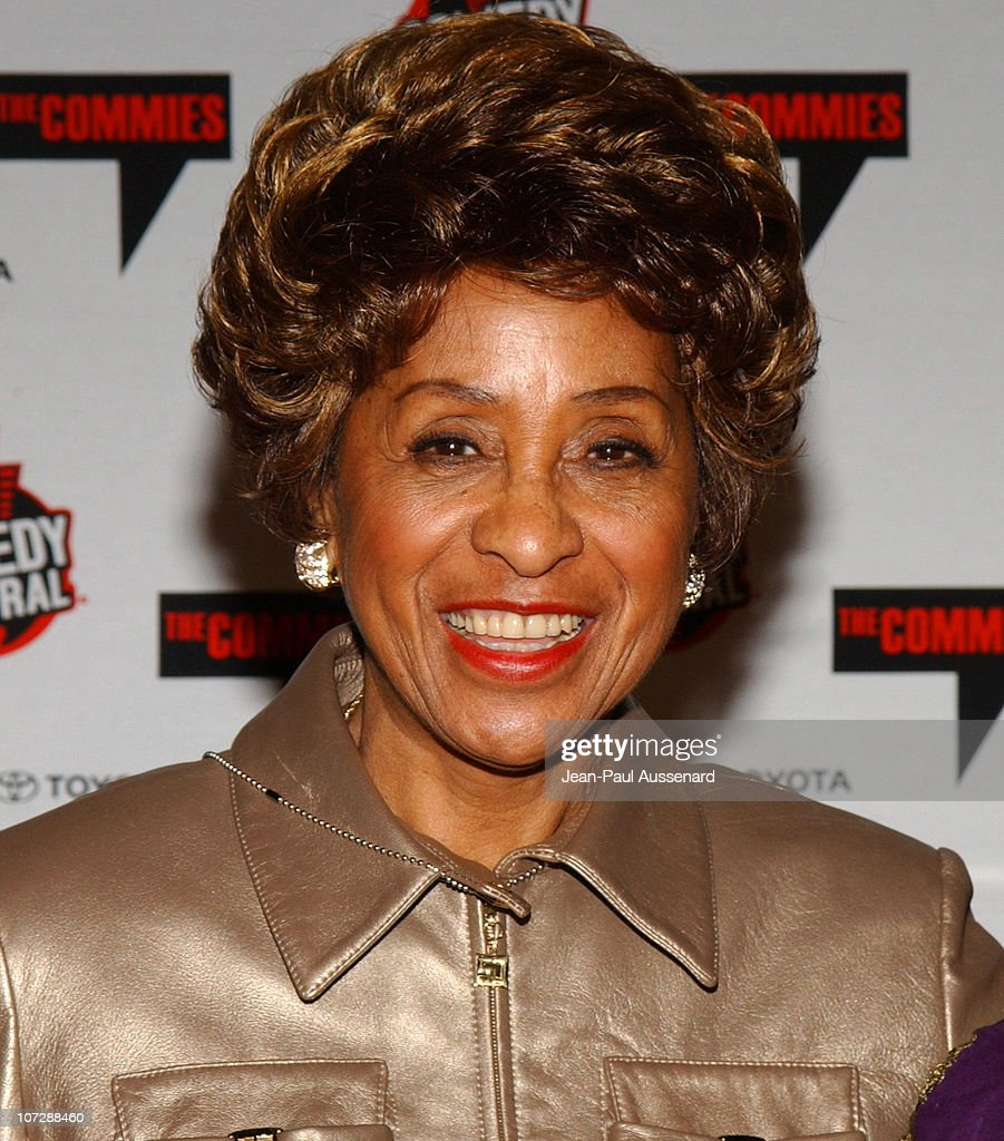 Marla Gibbs during Comedy Central's First Annual Commie Awards - Arrivals at Sony Studios in Culver City, California, United States.