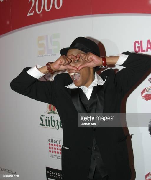 Marla Glenn Saengerin USA zur CELEBRATIONS LOVE NIGHT im Hotel Westin Grand in Berlin