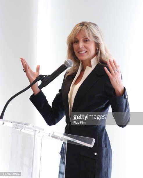 Marla Maples attends NOVUS #WeThePlanet forum at United Nations on September 21, 2019 in New York City.