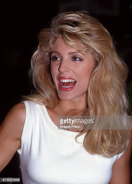 Marla Maples attends the 1992 VSDA Convention in Las Vegas Nevada