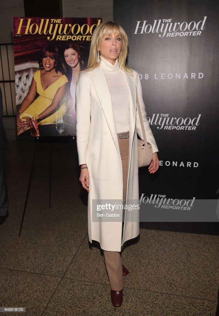 Marla Maples attends The Hollywood Reporter's Most Powerful People In Media 2018 at The Pool on April 12, 2018 in New York City.