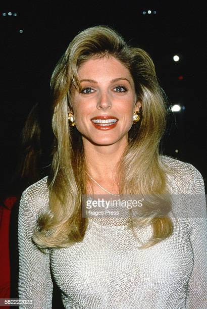 Marla Maples circa 1994 in New York City