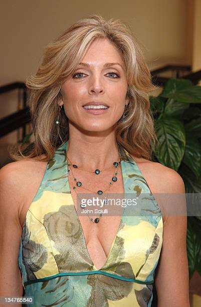 Marla Maples during 3rd Annual Hollywood Bag Ladies Lupus Luncheon at Beverly Hills Hotel in Beverly Hills California United States