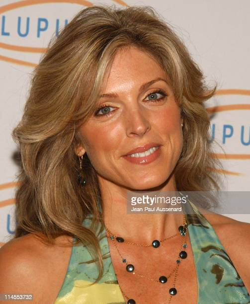 Marla Maples during 3rd Annual Hollywood Bag Ladies Lupus Luncheon Arrivals at Beverly Hills Hotel in Beverly Hills California United States