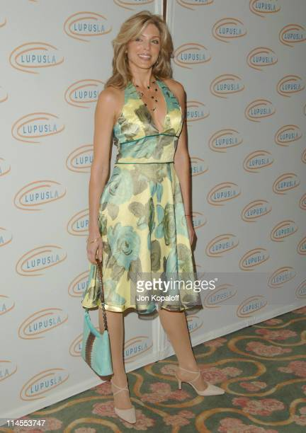 """Marla Maples during 3rd Annual """"Hollywood Bag Ladies"""" Lupus Luncheon - Arrivals at Beverly Hills Hotel in Beverly Hills, California, United States."""
