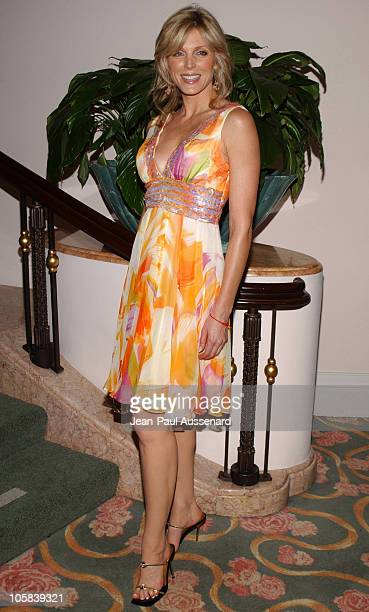 Marla Maples during 6th Annual Lupus Gala Arrivals at Beverly Hills Hotel in Beverly Hills California United States