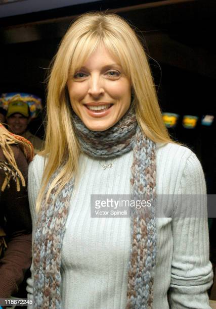 Marla Maples during Grand Opening of PINZ Bowling Lanes at PINZ Bowling Lanes in Studio City California United States