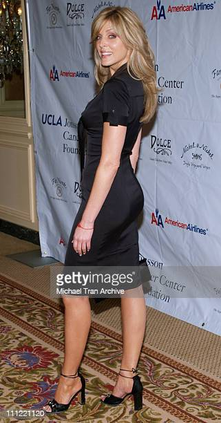 Marla Maples during Jonsson Cancer Center Benefit at Regent Beverly Wilshire in Beverly Hills California United States