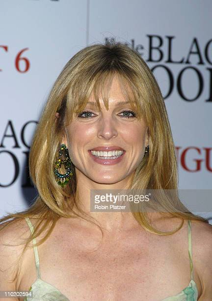 Marla Maples during Little Black Book New York Premiere Arrivals at Ziegfeld Theater in New York City New York United States