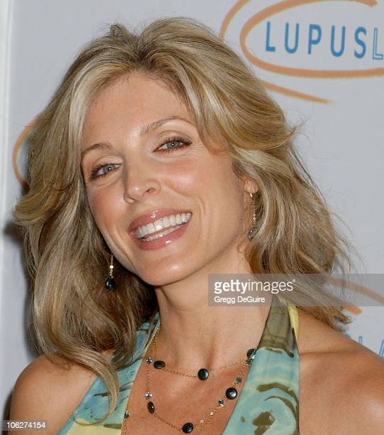 Marla Maples Trump during 3rd Annual Hollywood Bag Ladies Lupus Luncheon Arrivals at Beverly Hills Hotel in Beverly Hills California United States
