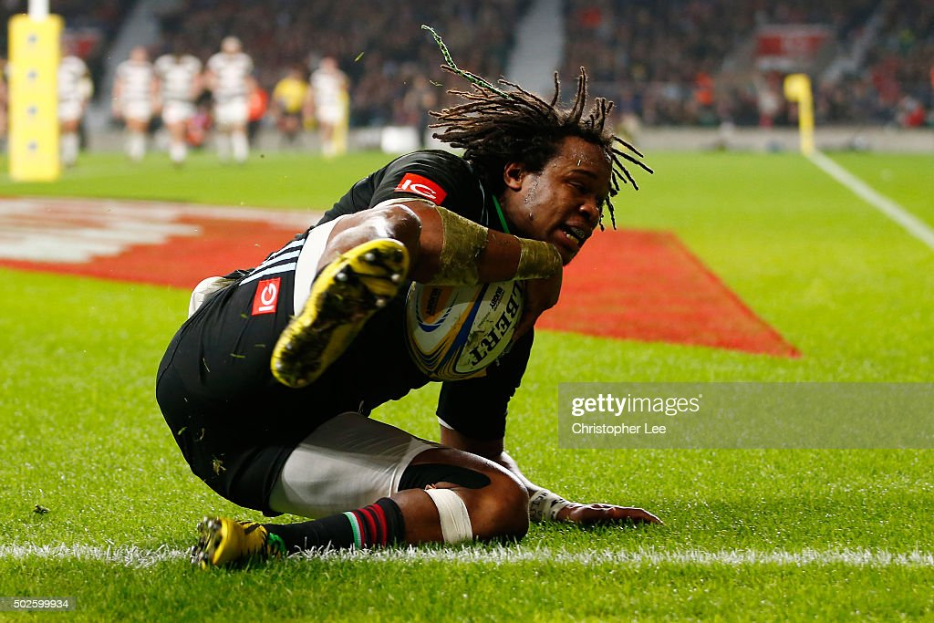 Harlequins v Gloucester Rugby - Aviva Premiership : News Photo