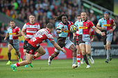 london england marland yarde harlequins takes