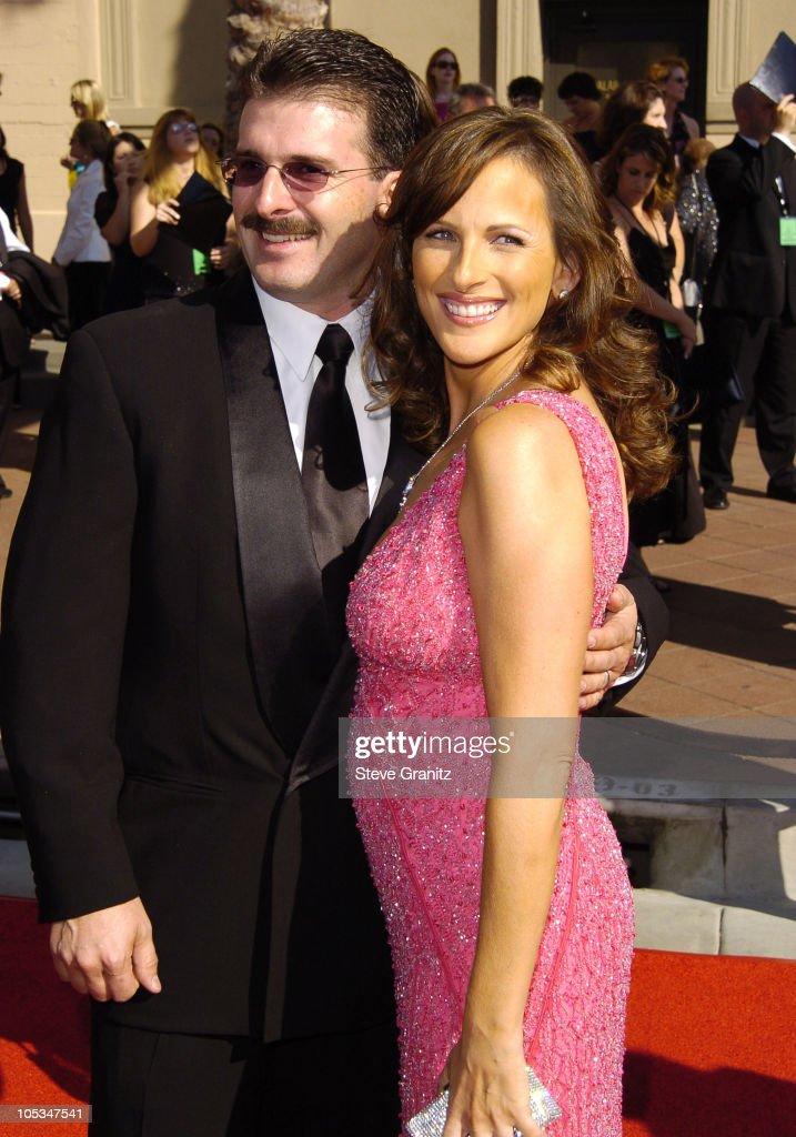 2004 Emmy Creative Arts Awards - Arrivals : News Photo