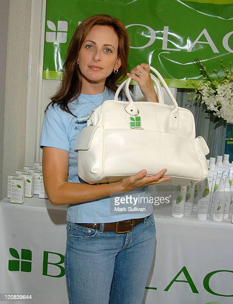 Marlee Matlin at Biolage at HBO Luxury Lounge