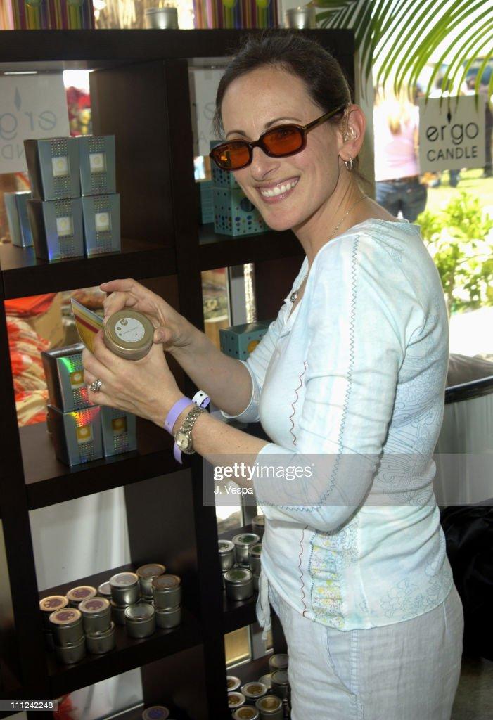 Cabana Pre-MTV Movie Awards Beauty Buffet - Day One : News Photo