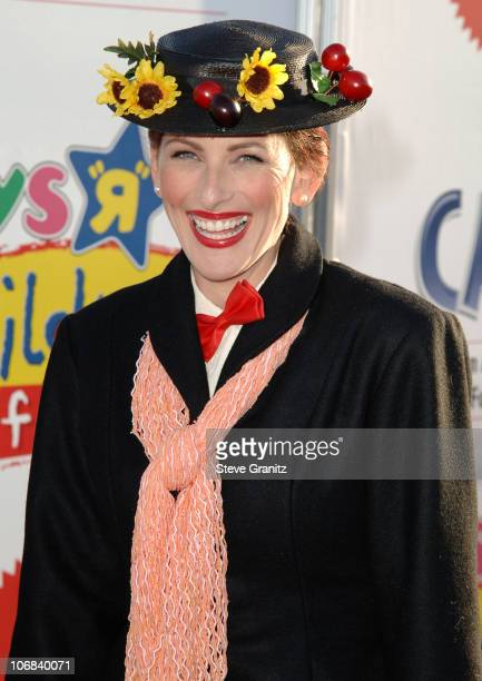 Marlee Matlin during 12th Annual Dream Halloween Fundraising Event Benefiting The Children Affected by AIDS Foundation Arrivals at Barker Hanger in...