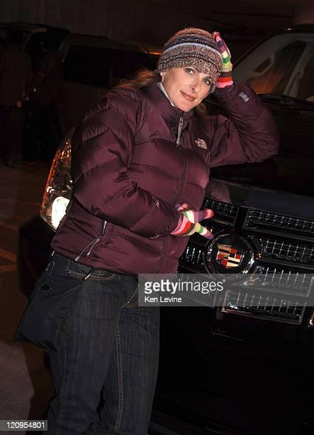 Marlee Matlin during 2006 Park City General Motors in Deer Valley Marlee Matlin in Deer Valley Utah United States
