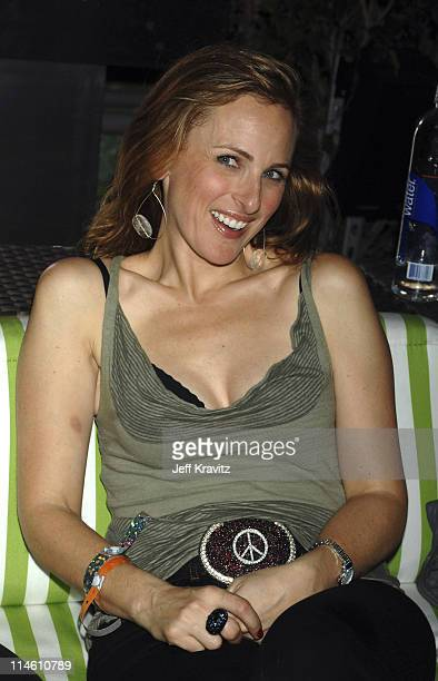 Marlee Matlin during Hotel De Maxim Party for Super Bowl XLI VIP Lounge at Sagamore Hotel in Miami Beach Florida United States