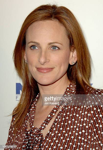 Marlee Matlin during Miramax Films 2007 PreOscar Party at Sunset Tower Hotel in West Hollywood CA United States