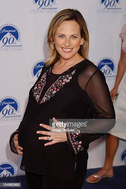 Marlee Matlin during Paramount Pictures Celebrates 90th Anniversary With 90 Stars for 90 Years at Paramount Pictures in Los Angeles California United...