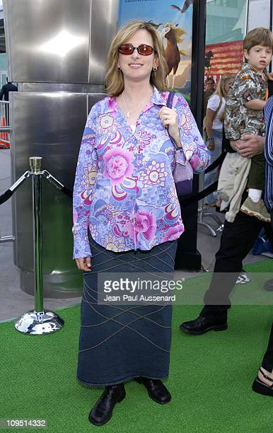 Marlee Matlin during Spirit Stallion of The Cimarron Premiere at Arclight Cinerama Dome in Hollywood California United States