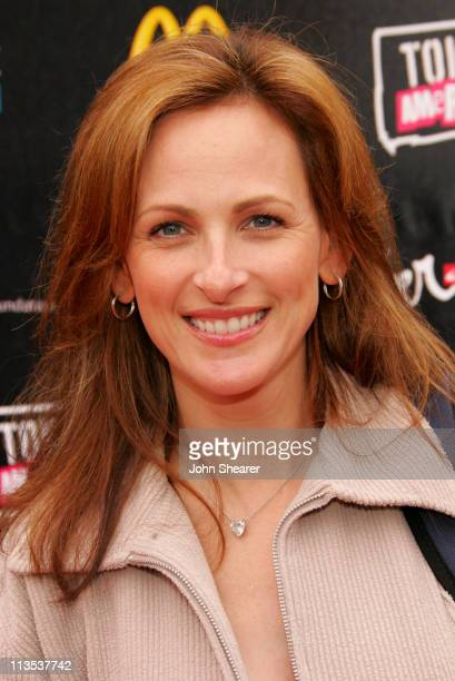 Marlee Matlin during Stand Up For Skateparks Benefiting the Tony Hawk Foundation at Green Acres Estate in Beverly Hills California United States